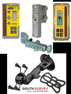 CR700 Machine receiver kit