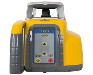 LL300S Laser Level Kit (Free Tripod & Staff)