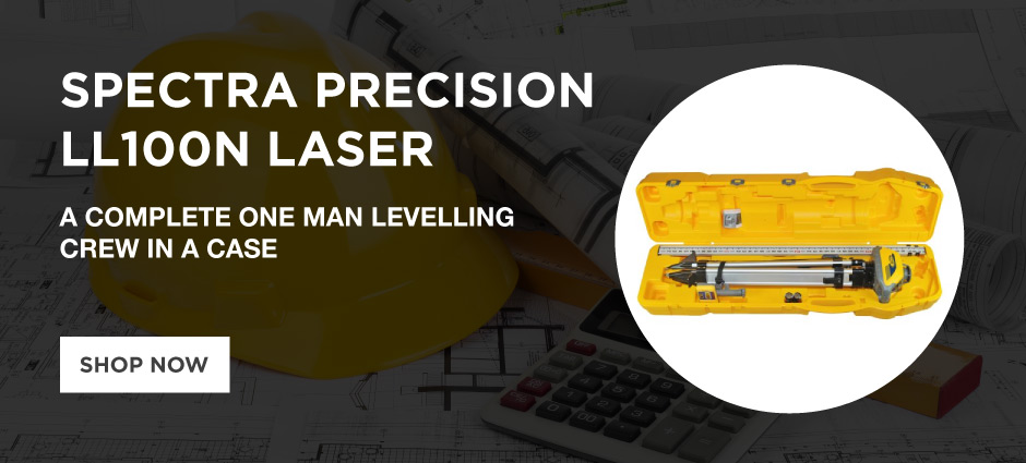 Spectra Precision LL100N Laser