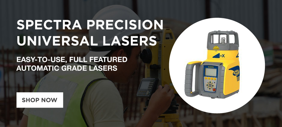 Spectra Precision Universal Lasers