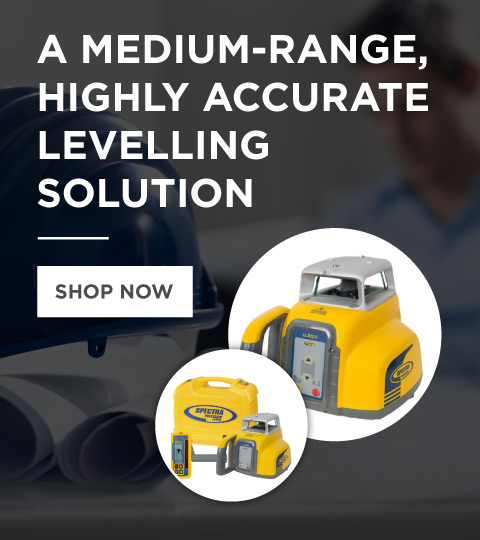 A Medium-range, highly accurate levelling solution